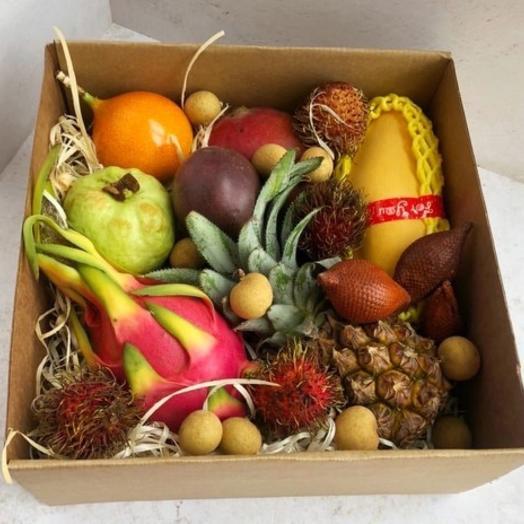 SET экзотических фруктов «Астория»