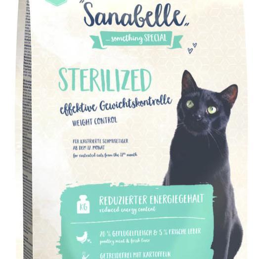 Sanabelle Sterilized сухой корм для кошек 2 кг
