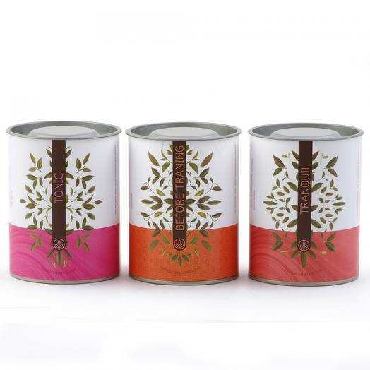 Подарочный набор - Чай в тубах для него (3 вкуса)