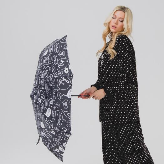 Складной женский зонтик 102133