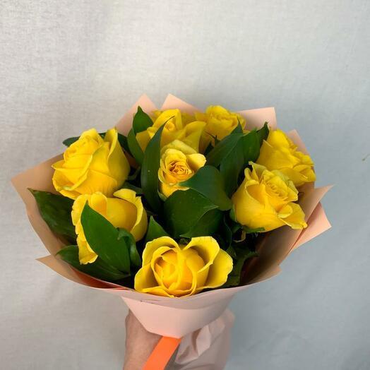 Сочные розы