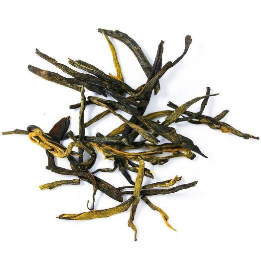 """Чёрный (китайский красный) чай """"Хун Чжень, Сягуань"""" (красные иглы) 250 гр"""