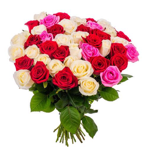 Букет Роза микс: букеты цветов на заказ Flowwow