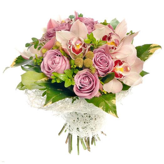 152384 Нежное утро: букеты цветов на заказ Flowwow