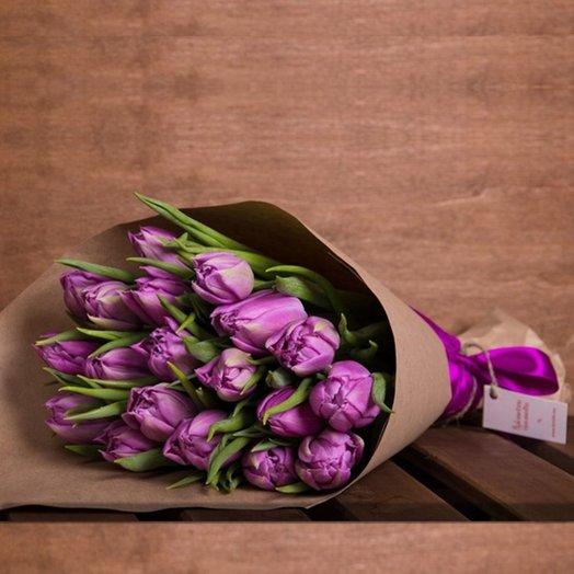 21 элитный тюльпан