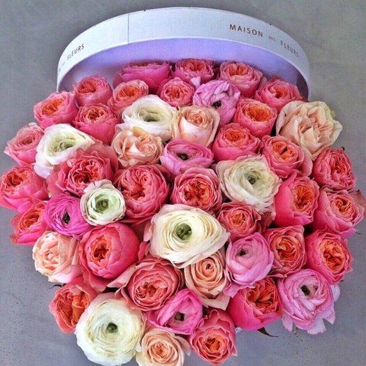 Букет 73: букеты цветов на заказ Flowwow