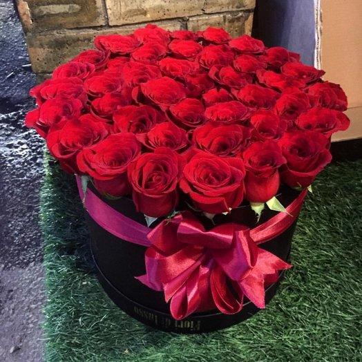 Коробка Анна: букеты цветов на заказ Flowwow