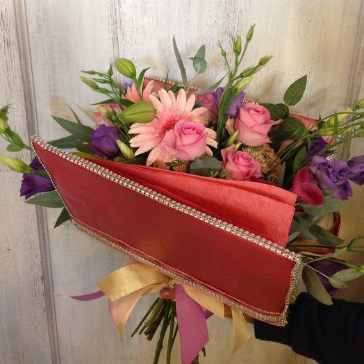 Классный журнал: букеты цветов на заказ Flowwow