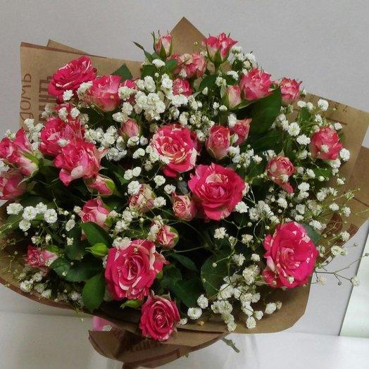 """""""Дарите счастье"""": букеты цветов на заказ Flowwow"""