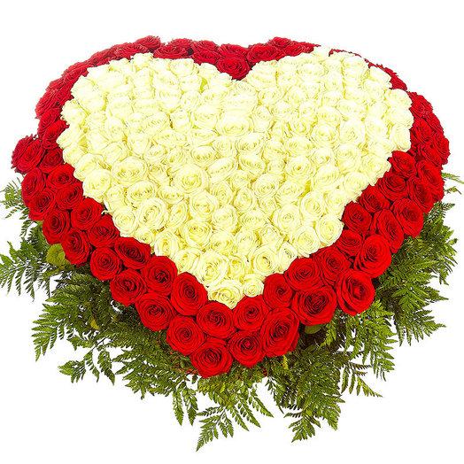 Самой Самой любимой!: букеты цветов на заказ Flowwow