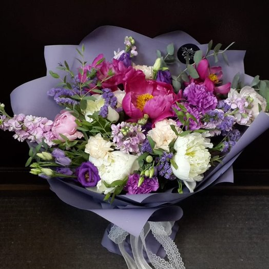 Восхищение: букеты цветов на заказ Flowwow