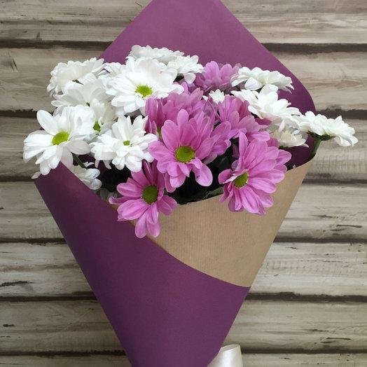 Луговое чудо: букеты цветов на заказ Flowwow