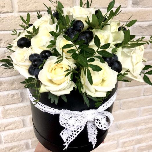 Сладкий виноградный: букеты цветов на заказ Flowwow