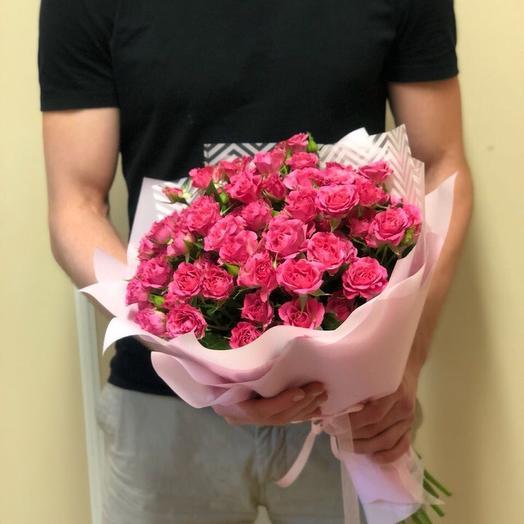 Blossom num 03: букеты цветов на заказ Flowwow