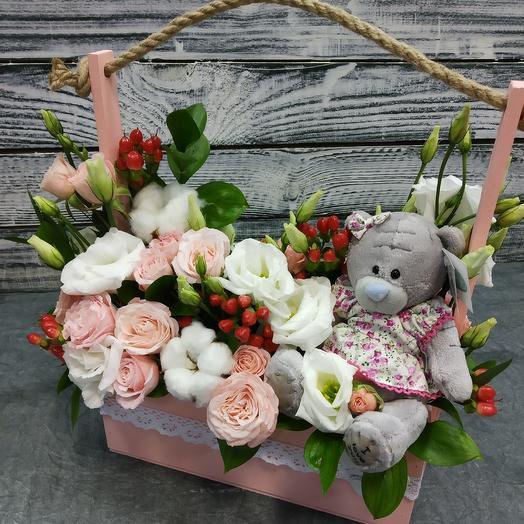 Машенька в цветах: букеты цветов на заказ Flowwow