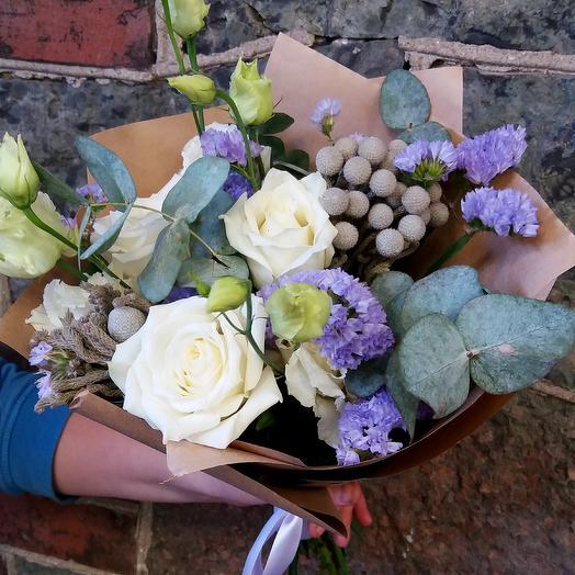 Букет Северное сияние: букеты цветов на заказ Flowwow