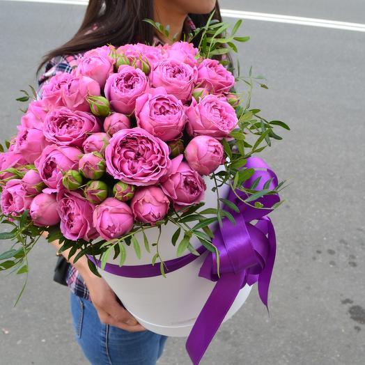 Джейн Остин: букеты цветов на заказ Flowwow