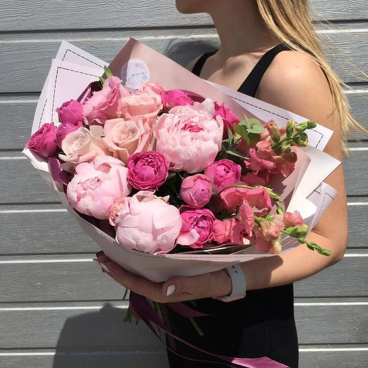 Очарование любви: букеты цветов на заказ Flowwow