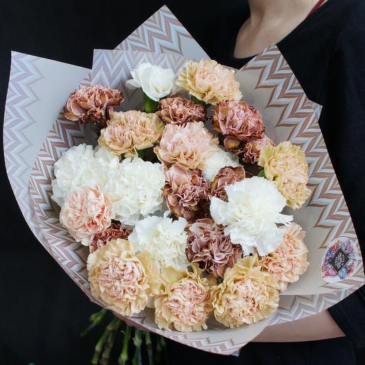 Американо с молоком: букеты цветов на заказ Flowwow