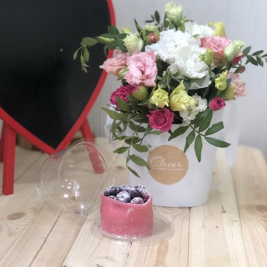 Композиция размер L: букеты цветов на заказ Flowwow