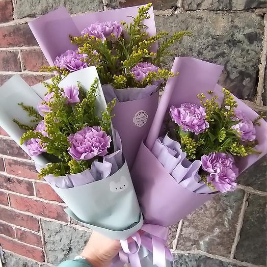 Букетики на 1 сентября: букеты цветов на заказ Flowwow