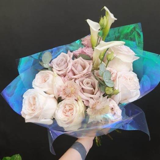 Облака нежности: букеты цветов на заказ Flowwow