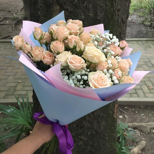 Букет «Яна»: букеты цветов на заказ Flowwow