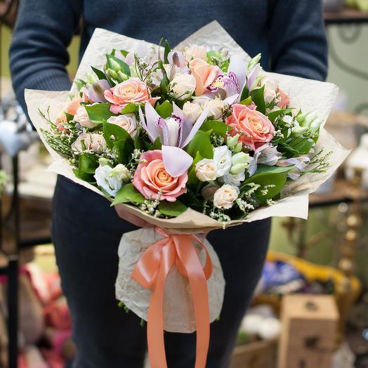 """Букет цветов """"Ирма"""": букеты цветов на заказ Flowwow"""
