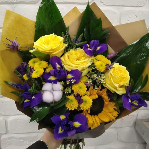 Первый лист: букеты цветов на заказ Flowwow