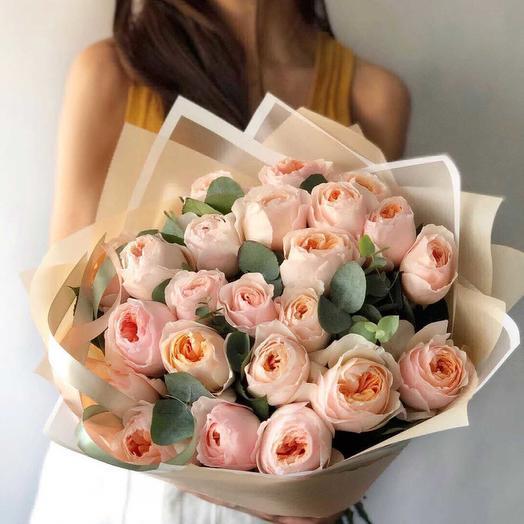Лаура: букеты цветов на заказ Flowwow