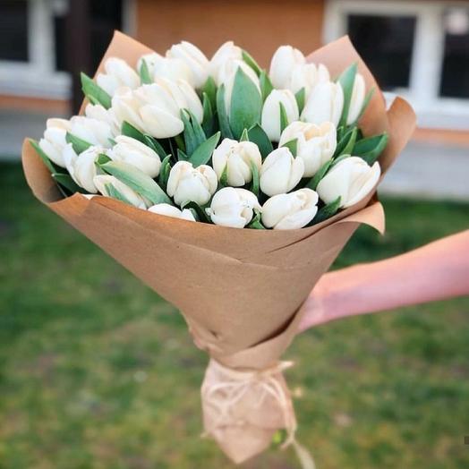 """""""Ангел"""": букеты цветов на заказ Flowwow"""