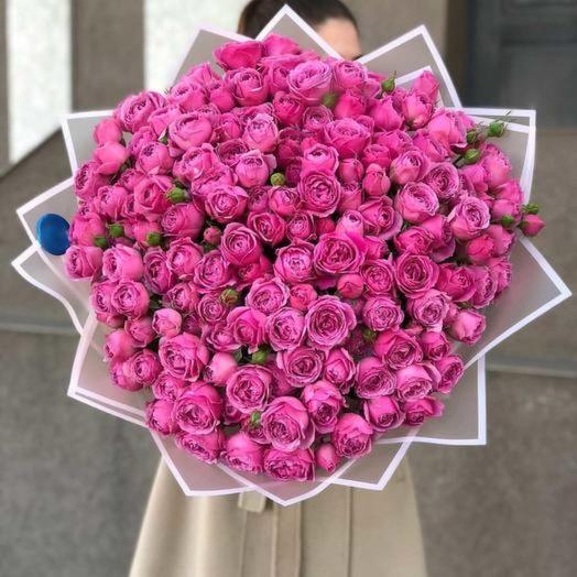 Божественная: букеты цветов на заказ Flowwow