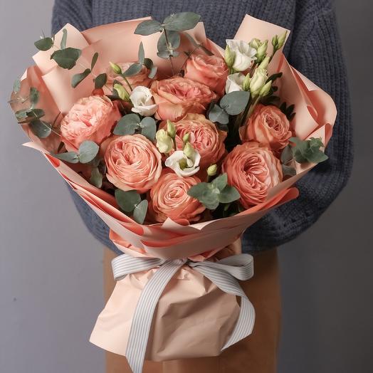 Букет «Карамельный бум»: букеты цветов на заказ Flowwow