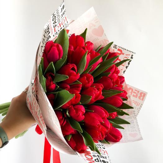 51 🌷 тюльпан: букеты цветов на заказ Flowwow