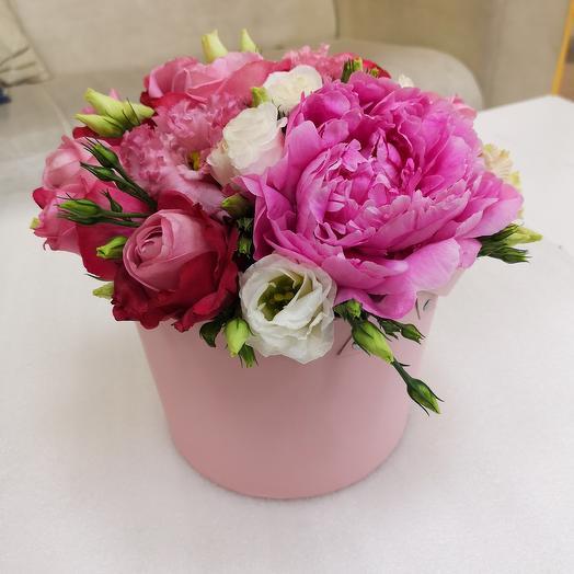 Сочный пион: букеты цветов на заказ Flowwow