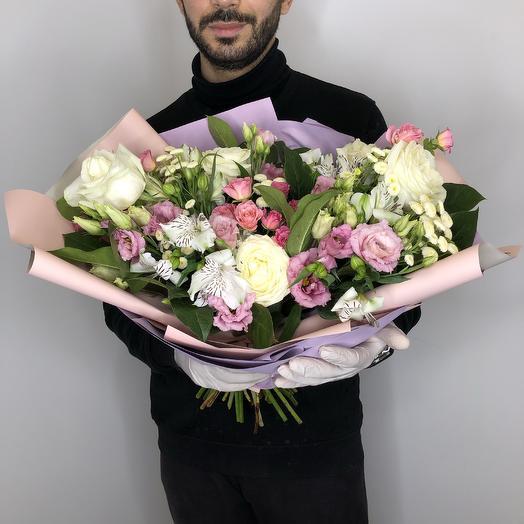 «Шарлота»: букеты цветов на заказ Flowwow