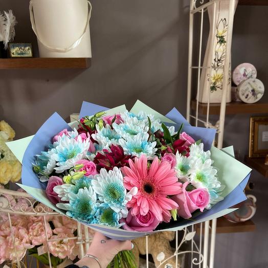 Рд бриз: букеты цветов на заказ Flowwow