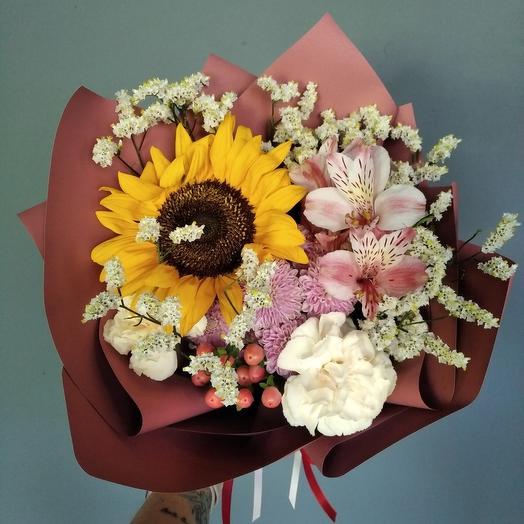 Букет дня 2: букеты цветов на заказ Flowwow