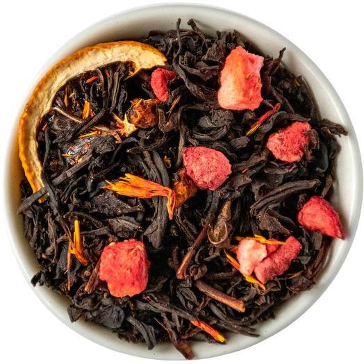 Черный Чай с саусепом
