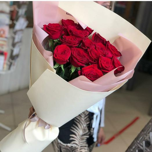 Roses in a stylish design