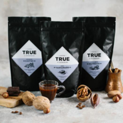 Набор кофе True Start 3 упаковки по 250г
