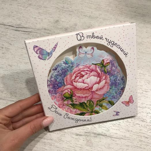 3 D открытка