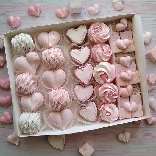 Коробка  День Валентина