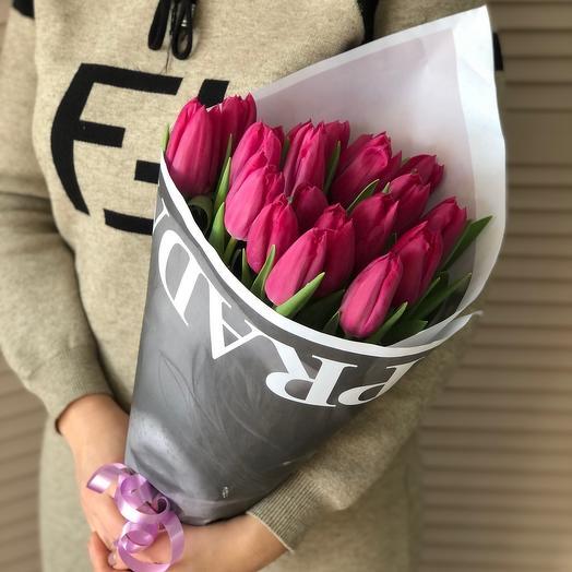 Тюльпан 19 шт