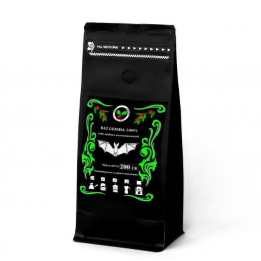 Кофе Гейша Летучая Мышь, 200 гр