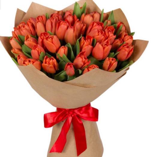 35 Dutch Tulips in crafting