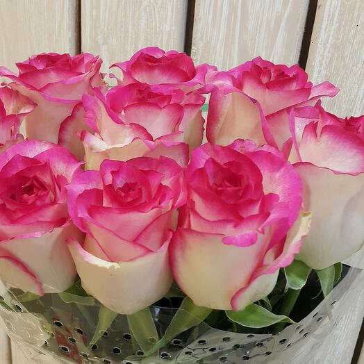 Букет из 9 роз Премиум