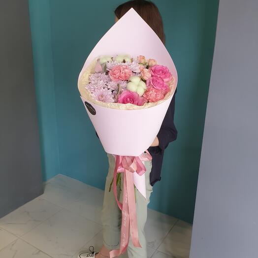 Розовая нежность🌸