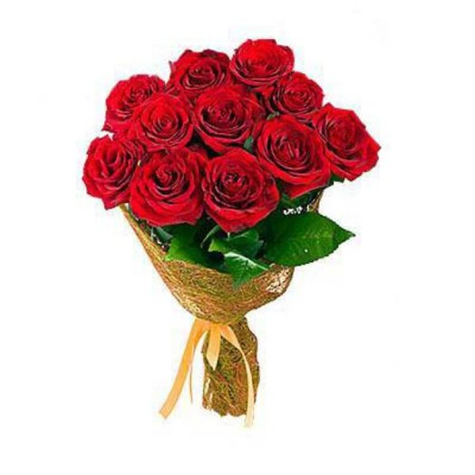Букет 11 роз: букеты цветов на заказ Flowwow