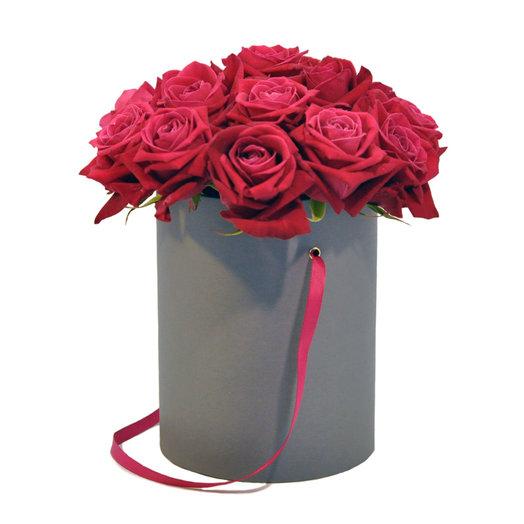 Коробка Картье: букеты цветов на заказ Flowwow